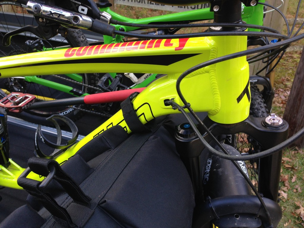 Product Review Race Face Tailgate Pad We Ride Our Bikes